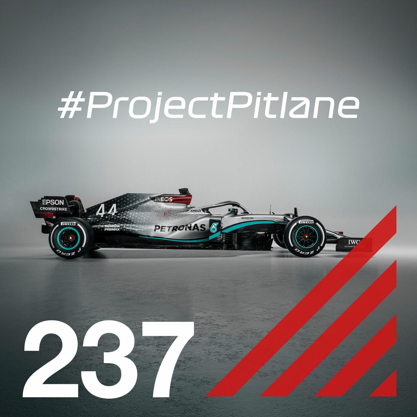 237. Snabb omställning - #projectpitlane