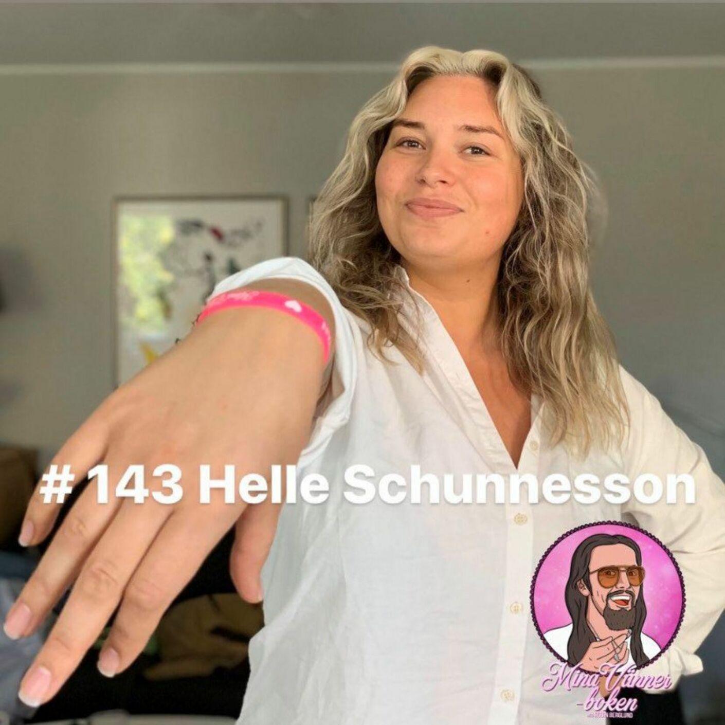 143. Helle Schunnesson