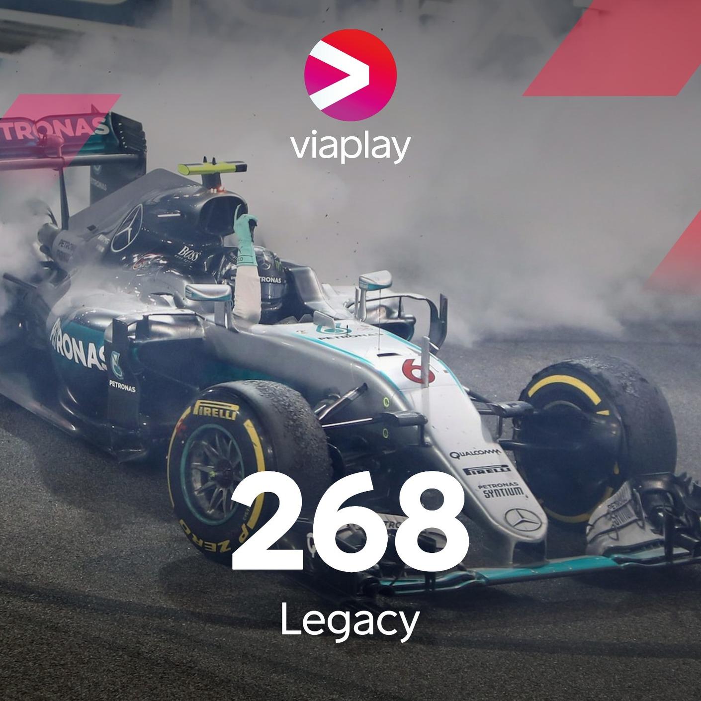 268. Legacy