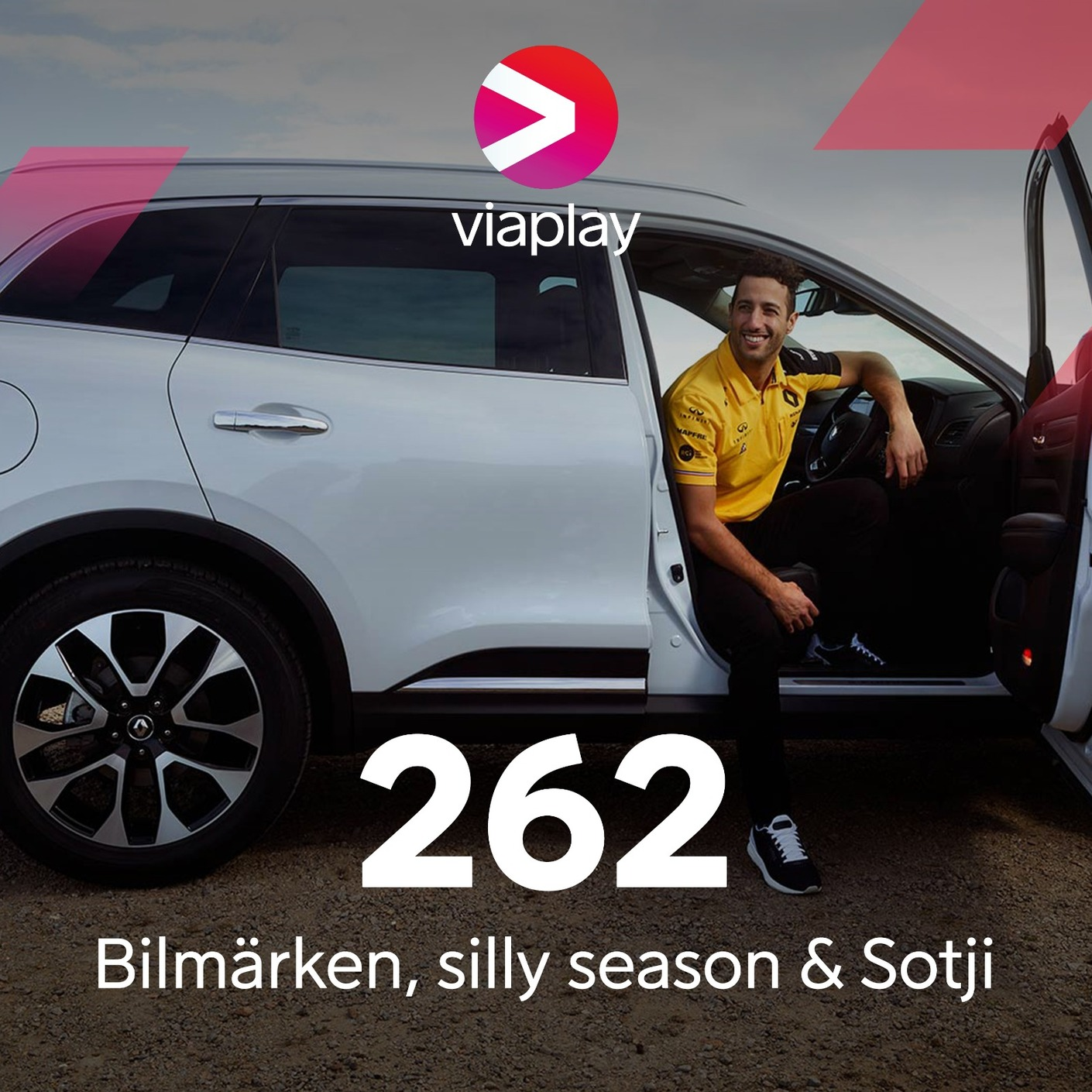 262. Bilmärken, silly season & Sotji