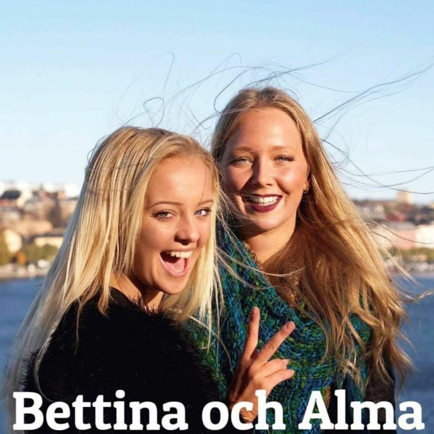 Bettina och Alma