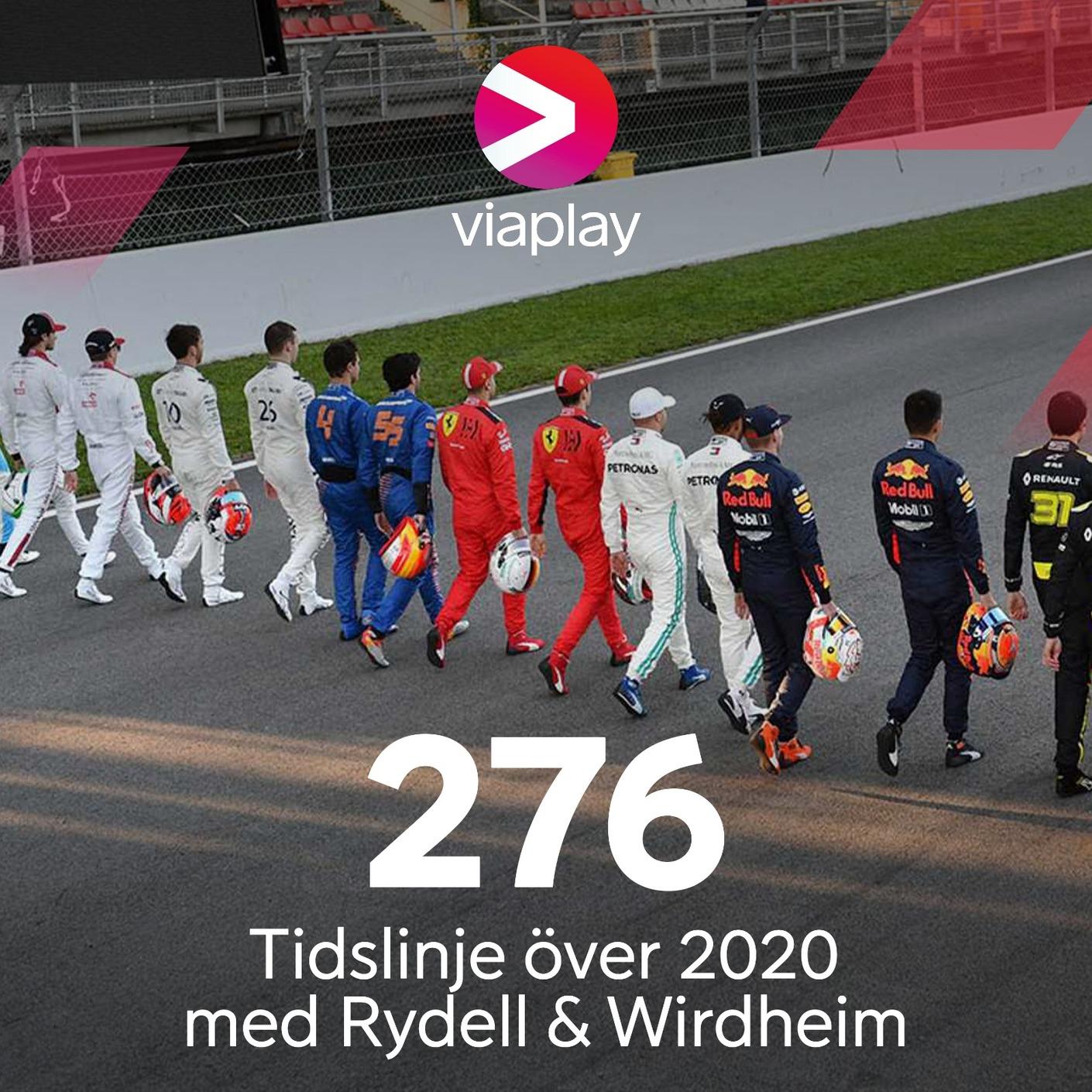 276. Tidslinje över 2020 med Rydell & Wirdheim