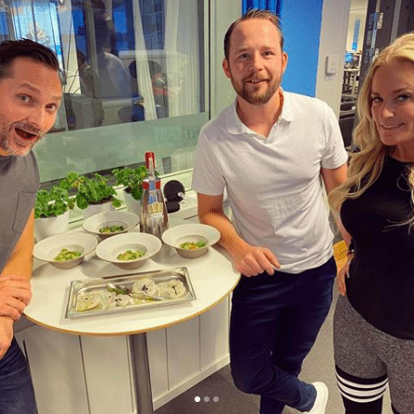 21 september, Årets kock och Blind date!