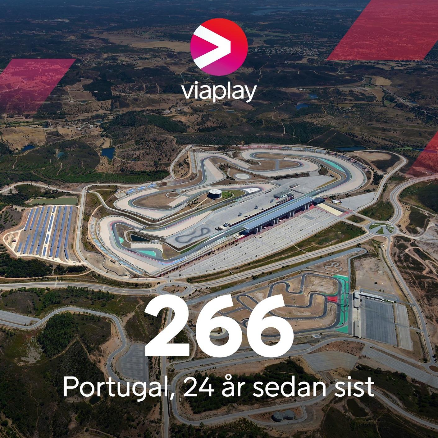 266. Portugal, 24 år sedan sist