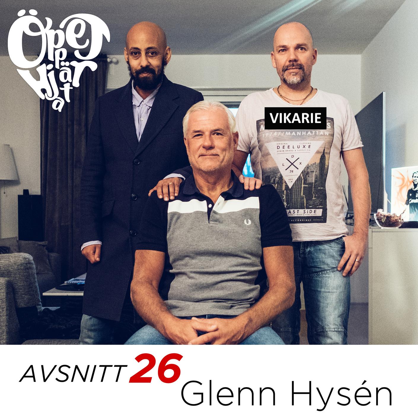 26. Glenn Hysén