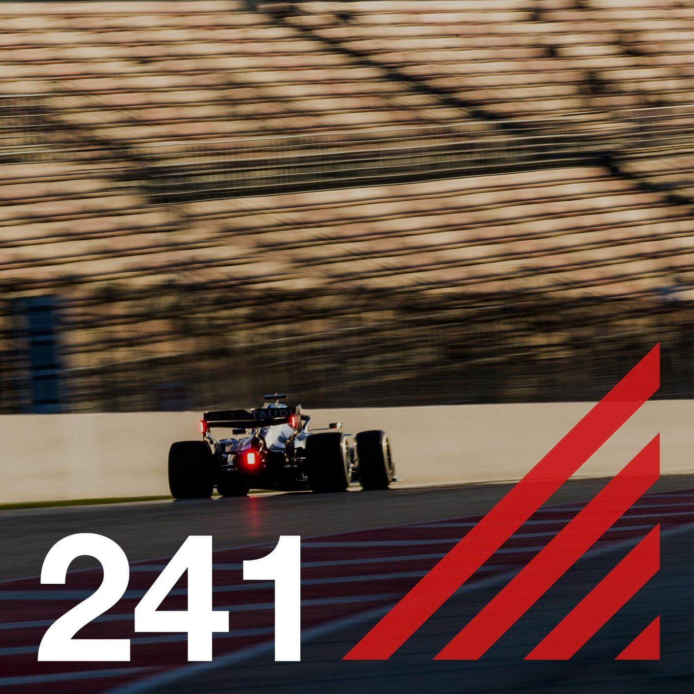 241. F1 har en plan