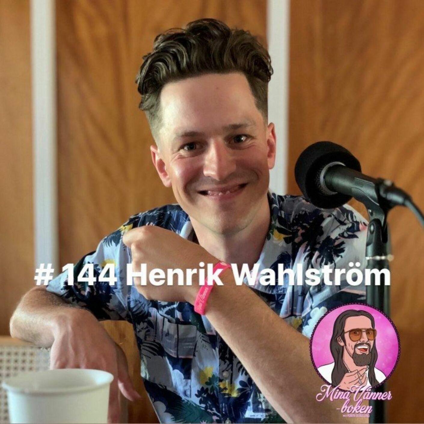 144. Henrik Wahlström