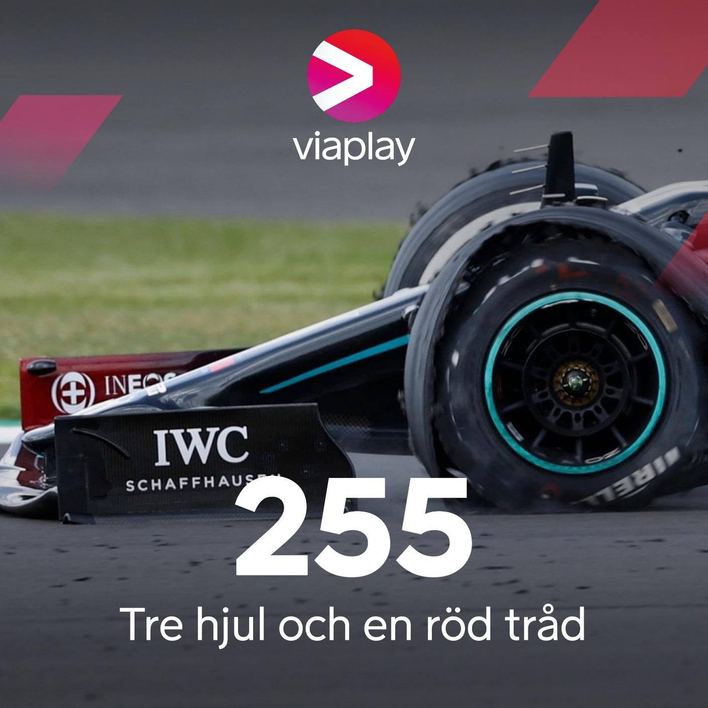 255. Tre hjul och en röd tråd