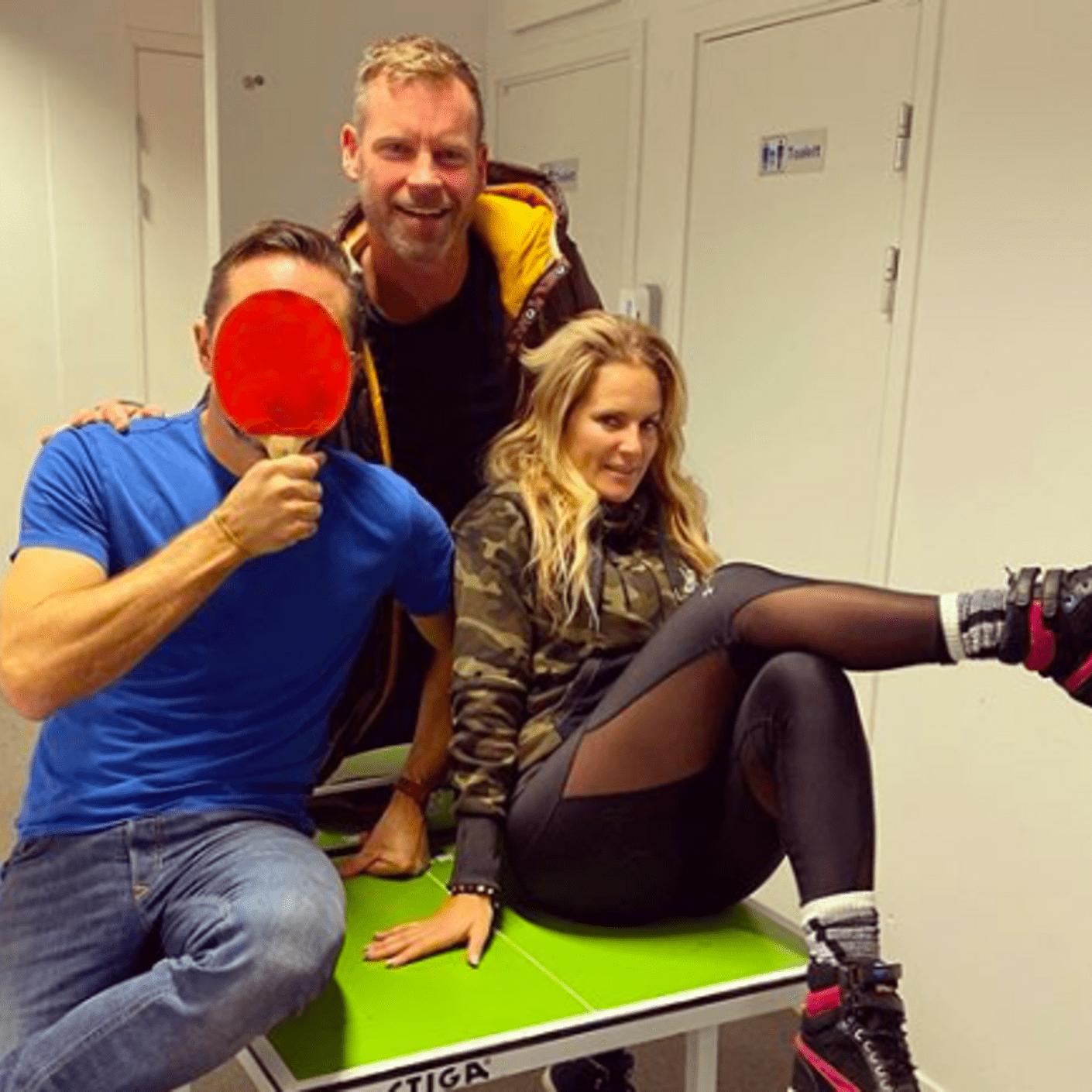 2a december, Respektlösa människor, RIX FM's magiska hjul och Mårten Andersson