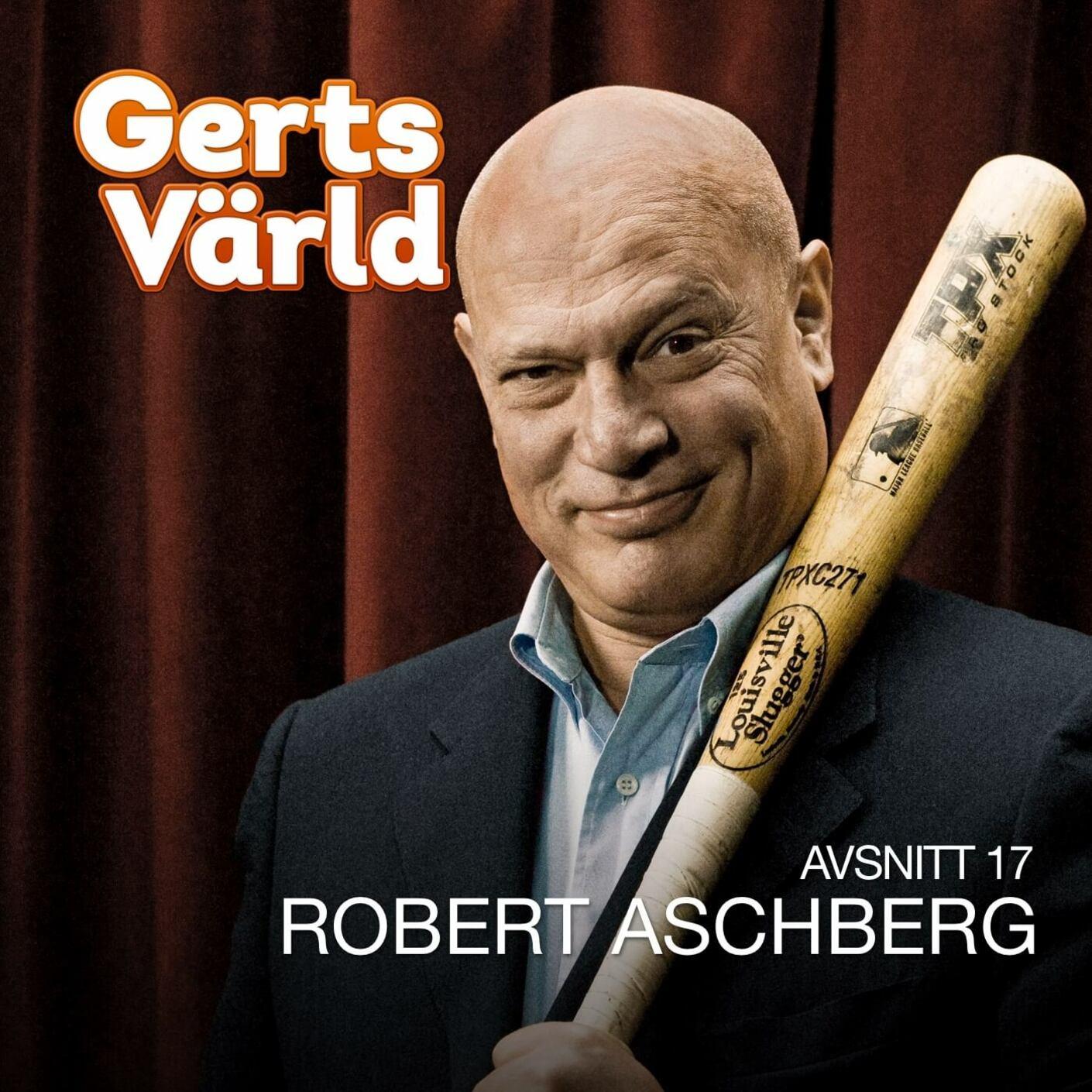 17. Robert Aschberg