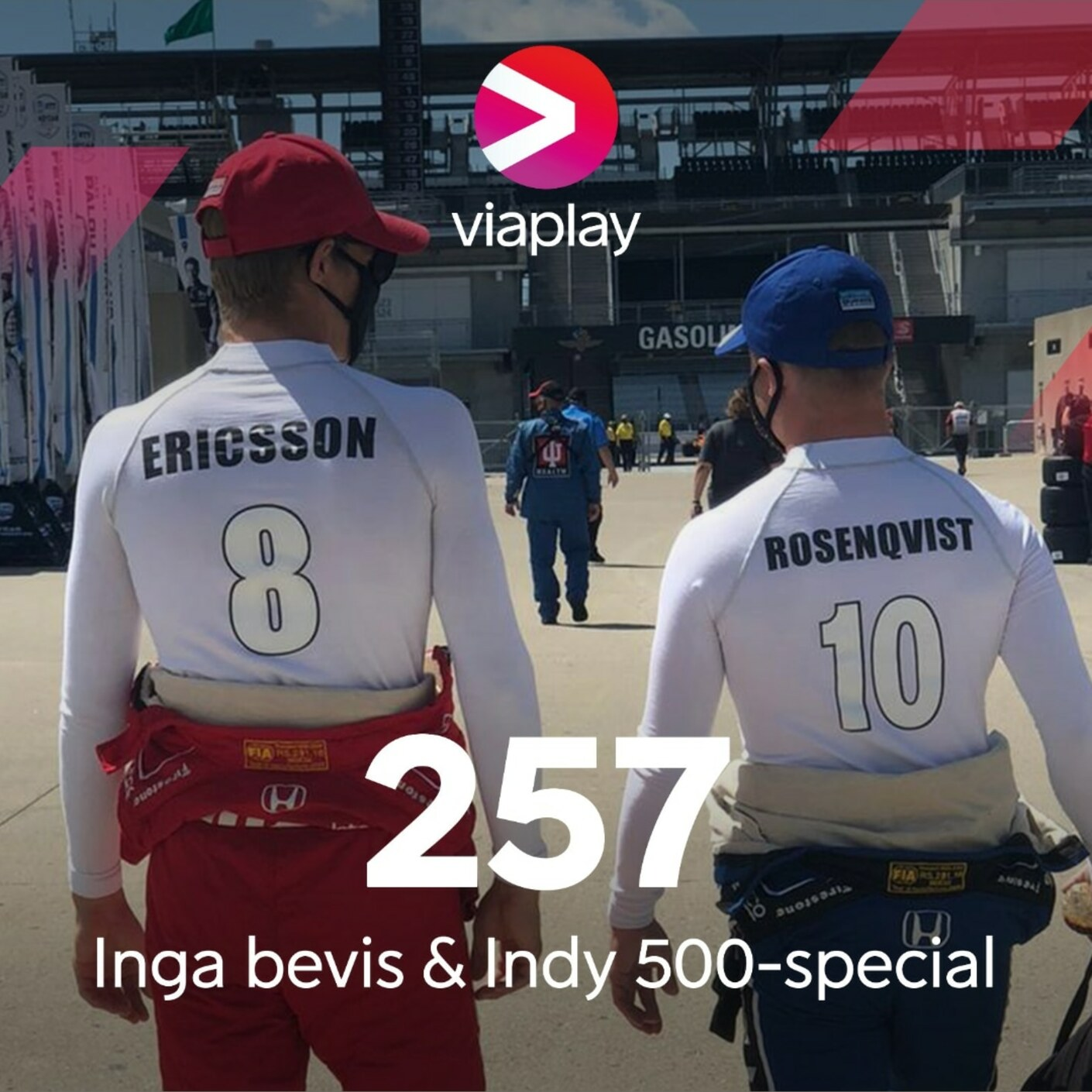 257. Inga bevis & Indy 500 Special