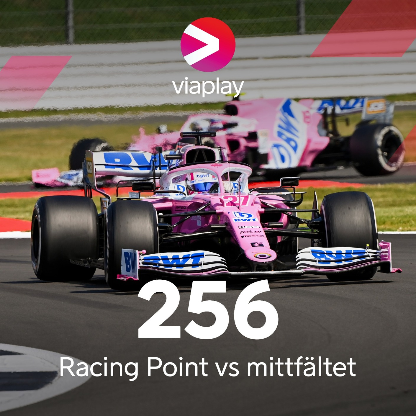 256. Racing Point vs mittfältet