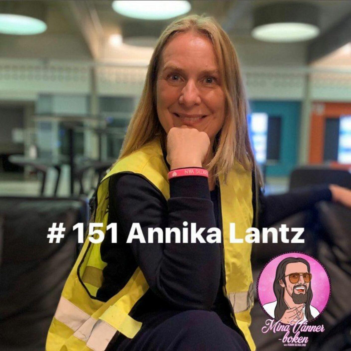 151. Annika Lantz