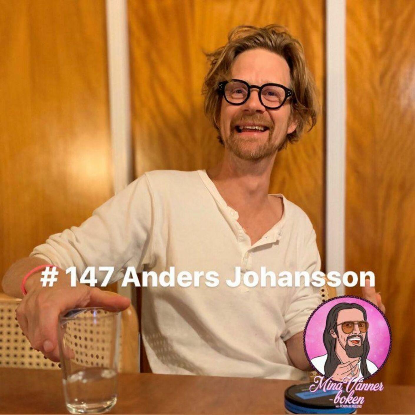 """147. Anders """"Ankan"""" Johansson"""