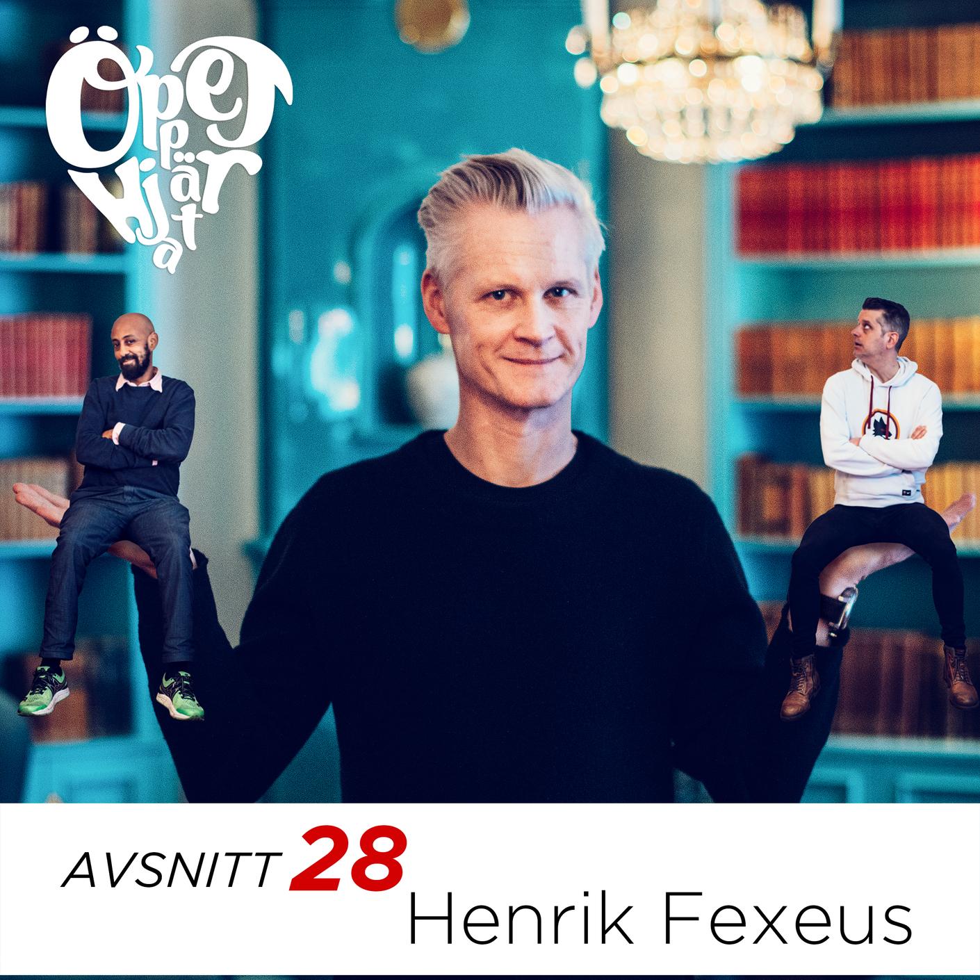 28. Henrik Fexeus