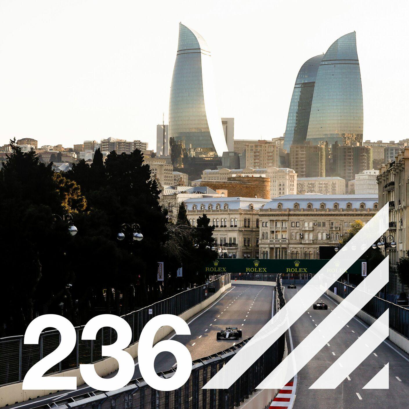 236. Another one bites the dust + Intervju med Dino Beganovic
