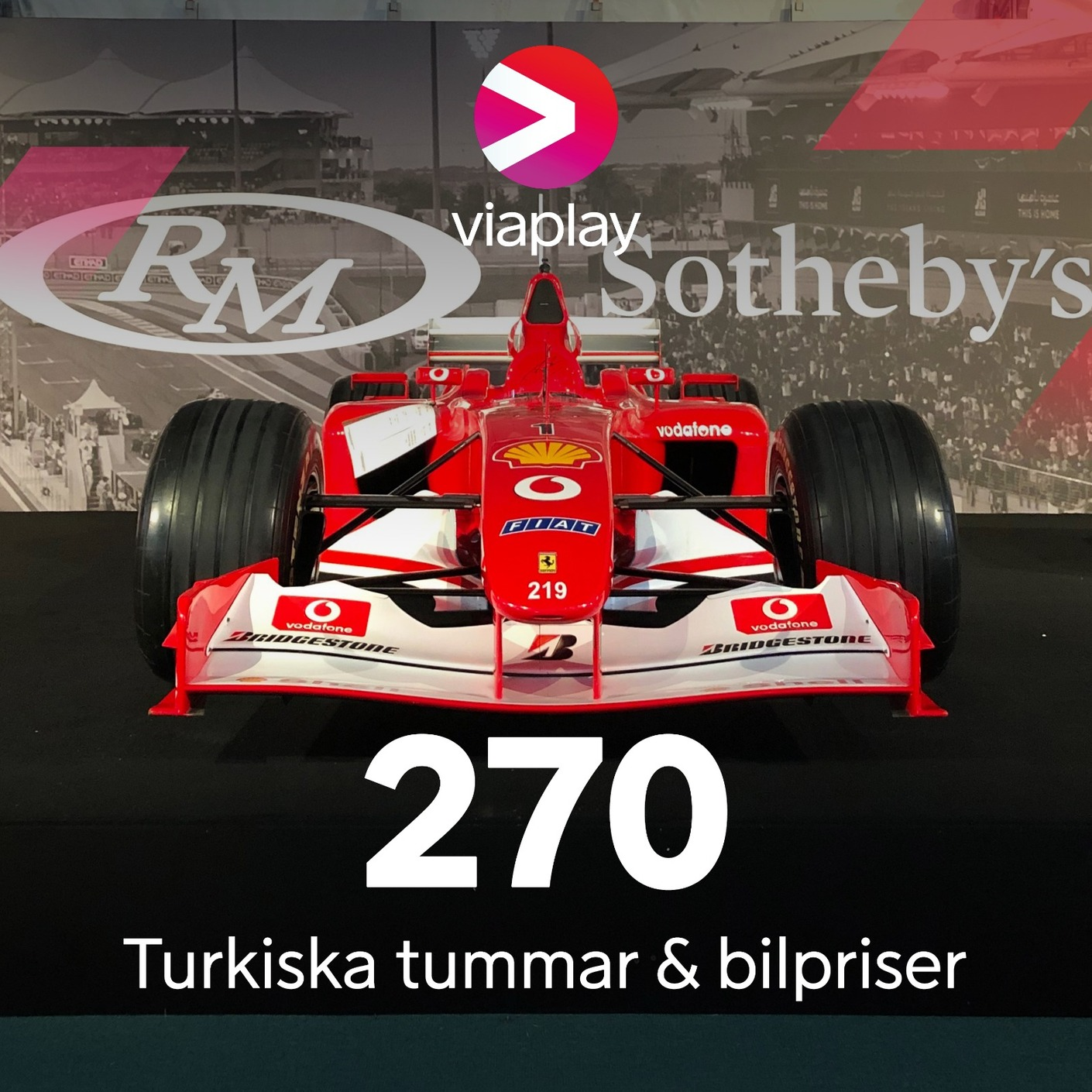 270. Turkiska tummar & bilpriser