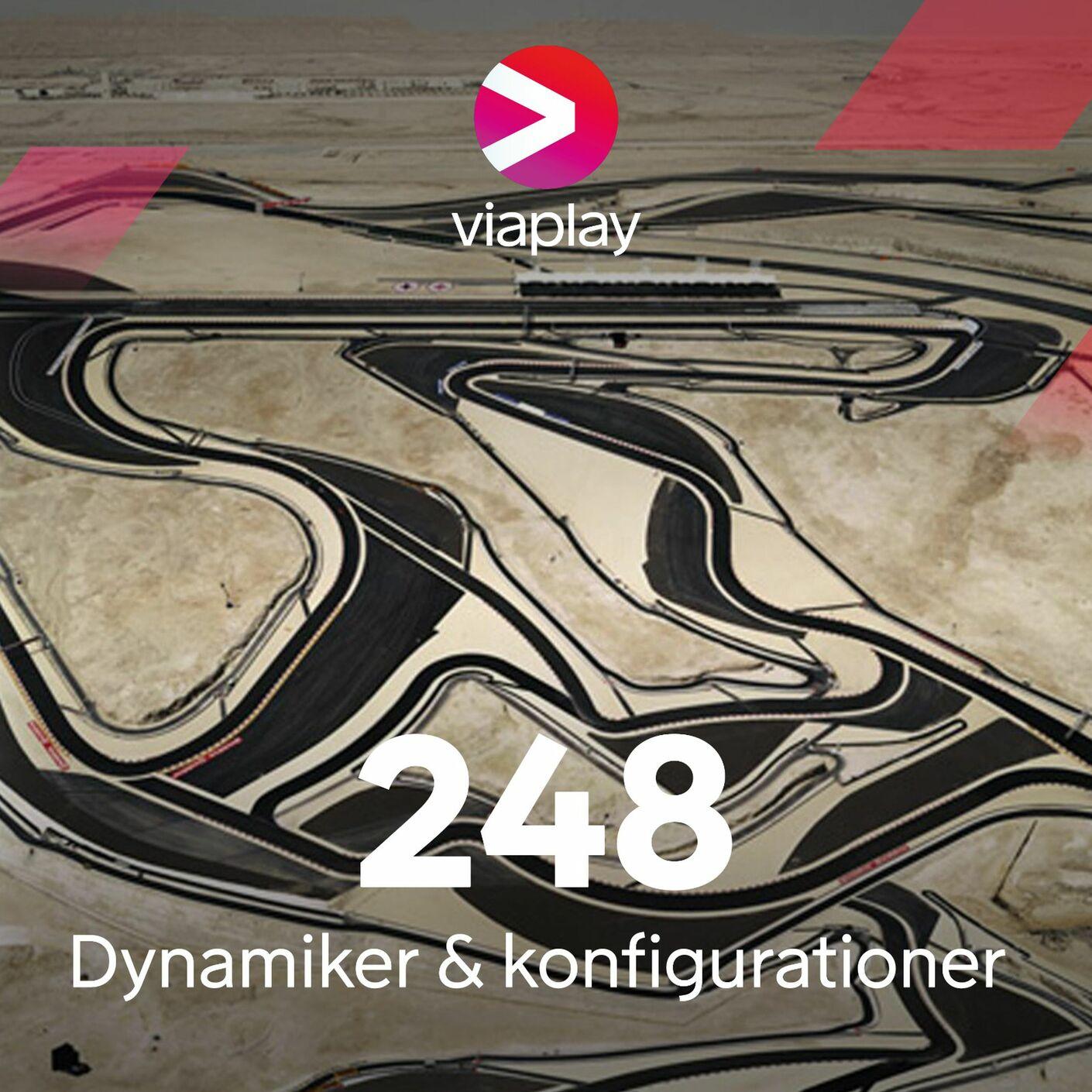 248. Dynamiker och konfigurationer